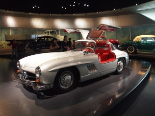 Mercedes Benz Gullwing